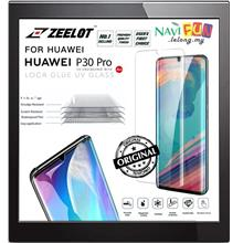 ★ Zeelot (Ori) PureGlass UV Glue Tempered Glass Huawei P30 Pro
