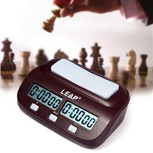 LEAP PQ9907S Digital Chess Clock I-go Count Up Down Timer