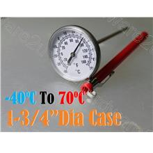 Car A/C Tester Large Pocket Thermometer Range -40C To 70C (PTL4070)