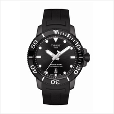 TISSOT T120.407.37.051.00 SEASTAR Powermatic 80 black index