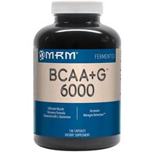MRM BCAA+G 6000 150 Caps for building muscle USA PRE-ORDER ETA 7DAYS