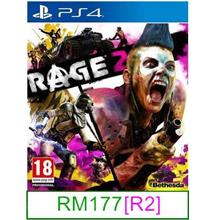 PS4 Rage 2 [R2] ★Brand New & Sealed★