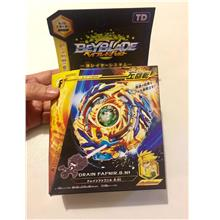 BEYBLADE Toy Battle Gyro Spinning Tops with Pull Ruler Box Set