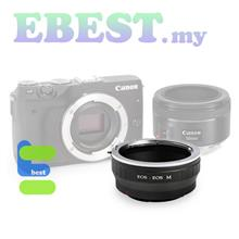 Lens Mount Adapter EF - EOS-M Canon Manual Focus