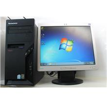 IBM Lenovo PC With 17? lcd monitor Pentium 4 3.0Ghz,1Gb,120Gb Hdd