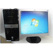 HP Pavilion Elite m9492d PC With hp17? lcd monitor dual core,2Gb ram