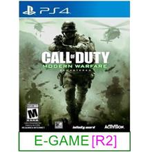 PS4 Call of Duty Modern Warfare Remastered [R2] ★Brand New & Sea..