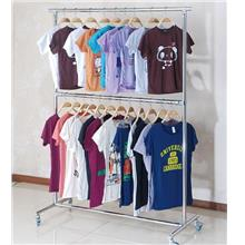 HANGER RACK SHIRT organizer shelves clothes drying storage home house