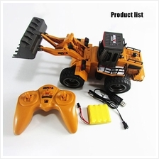 1520 1:14 2.4GHZ 6CH RC ALLOY TRUCK CONSTRUCTION VEHICLE