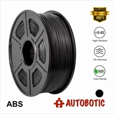 3D Printer 1.75mm ABS Filament 1KG (Black) [READY STOCK]