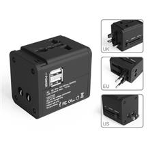ORIGINAL AVANTREE TR851 Universal International AC Travel Plug Adapter