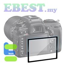 Samark Nikon D5000 PRO Optical Glass LCD Screen Protector