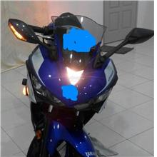 Yamaha R25 JX6 Side mirror Motorcycle