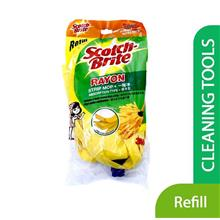 Scotch Brite 3M Absorption Mop Refill Rayon Strip Mop
