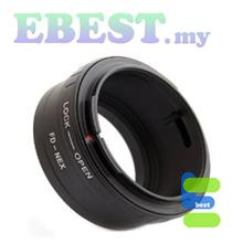 Lens Mount Adapter Ring FD-NEX Canon FD to SONY NEX E Mount VG20