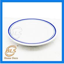 PORCELAIN PLATE DISH DINNERWARE KITCHEN HOME DECORATION 06