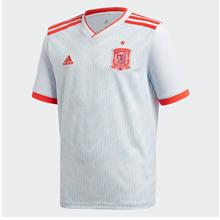 Spain Away Jersey World Cup 2018