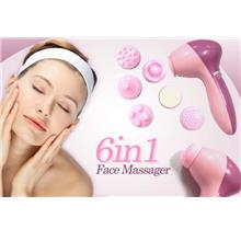 6 in 1 Multi Function Facial Massager