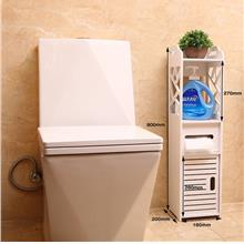 Toilet Washroom storage Cabinet - Line