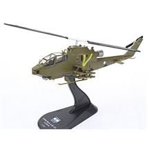 AMER 1/72 Scale Israel 1998 Bell AH-1S Cobra Helicopter Diecast Metal