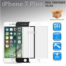 iPhone 7 Plus Full Cover Tempered Glass Screen Protector