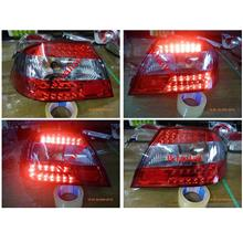 EAGLE EYES MITSUBISHI LANCER 04-07 LED Tail Lamp Red-Smoke