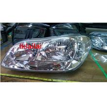 Nissan Cefiro A34 Crystal Head Lamp Chrome Housing [Price per side]