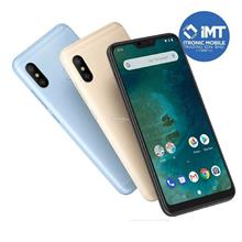 [ORIGINAL MALAYSIA SET] XiaoMi Mi A2 Lite[4GB/64GB] Black/Blue