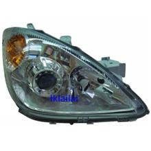 DEPO Toyota Avanza 07 Head Lamp Crystal Projector Chrome [TY13-HL01C-U
