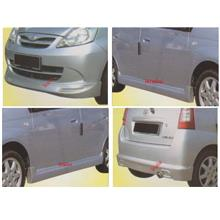 Perodua Viva SE Style Full Set Body Kit [Front+Side+Rear Skirt][Fiber]