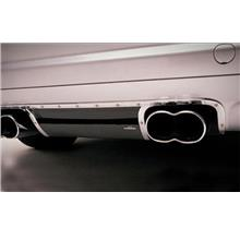 BMW 3 Series E46 `98-04 M3 ACS Rear Bumper Strip W/ Carbon [BM02-BK20-