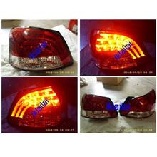 SONAR Toyota Vios 07-11 Tail Lamp GCI Light Bar And LED [166]