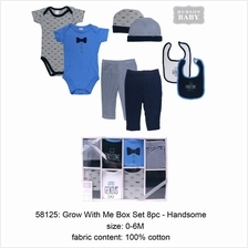 Hudson Baby Grow with Me Gift Set 58125