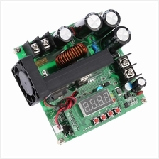 900W Digital Control DC-DC Boost Module 0-15A IN 8-60V OUT 10-120V Step-up Con