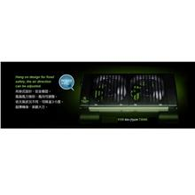Top Aqua / Up Aqua Cooling Fan ( 2 Fan Design ) Aquarium Accessories