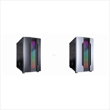 # COUGAR Gemini M - RGB Tempered Glass Mini Tower Case #