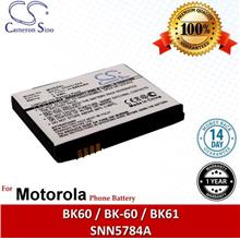 Original CS Phone Battery MOE8SL Motorola ADVENTURE V750 BOOST i425