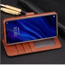 Huawei P30 leather flip case cover
