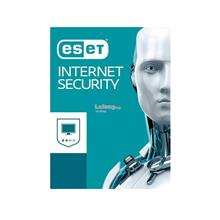 ESET Internet Security 2018 1 Year 3 PC- New Version