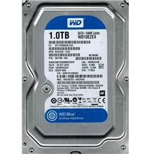 Western Digital WD Blue 1TB 3.5' HDD SATA Desktop PC WD10EZEX
