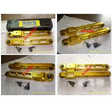 Proton Wira Rays Engineering Lower Arm [Gold]