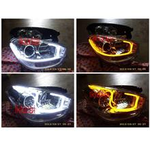 Perodua Myvi '11 2-Function Day Light Cool Bar/Eye Brown NO Head Lamp