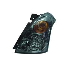 DEPO Suzuki Swift `05 Tail Lamp Crystal LED Smoke Lens [SK01-RL07-U]