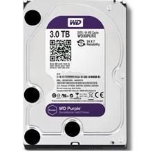WESTERN DIGITAL AV PURPLE 3TB 3.5' SATA SURVEILLANCE HDD (WD30PURZ)