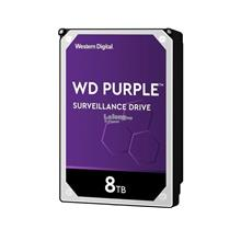WESTERN DIGITAL 3.5' 8TB PURPLE 64MB SATA III (WD81PURZ)