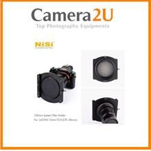 NiSi 100mm Filter Holder Set(with CPL Filter) For Laowa 12mm F2.8 Lens