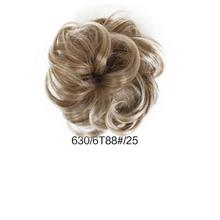 Ladies Scrunchy Donut Bun Hair Ring Wig (Code 630/6T88#/25)