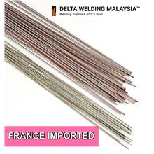 1KG :TIG Filler brazing 45% silver brazing rod France
