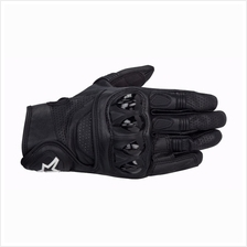 ALPINESTARS CELER LEATHER GLOVE (BLACK)