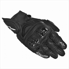 ALPINESTARS GPX LEATHER GLOVE (BLACK)
